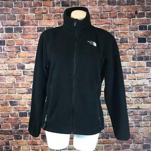 Women's North Face Polartec Recycled Fleece Jacket